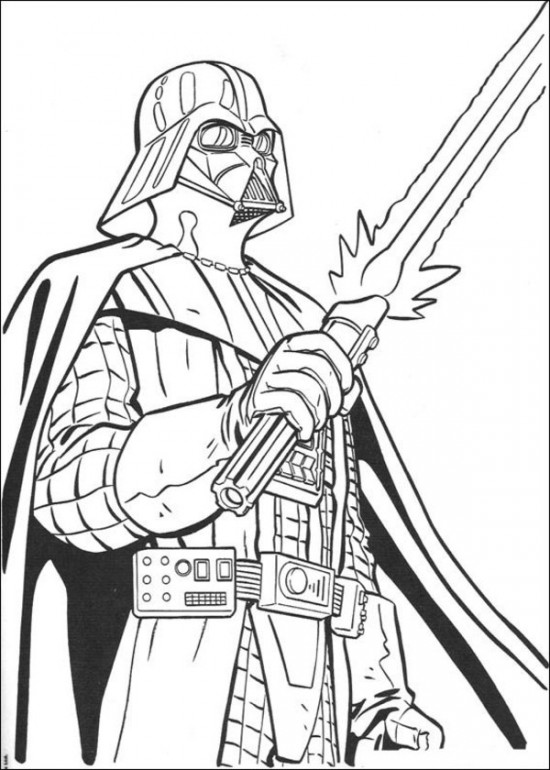 Star Wars Dark Vador Clip Art