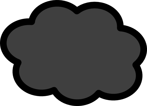 Storm Clouds Clipart Free Clipart Images