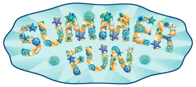 summer clipart lines - photo #11