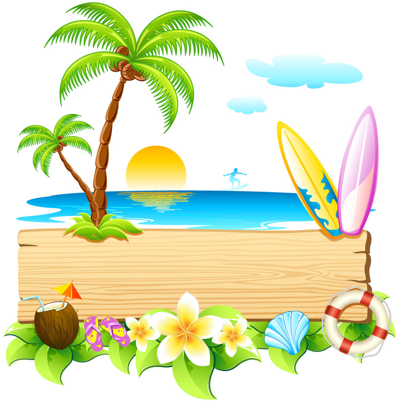 Summer Clip Art - Clipartion.com