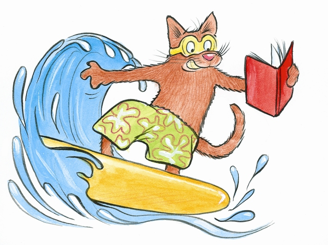 Summer Reading Clipart Free Clip Art Images