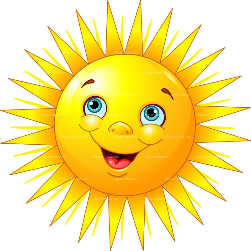 Best Sun Clipart #1620 - Clipartion.com