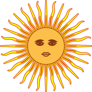 Sun Of May Clip Art At Vector Clip Art Online Royalty