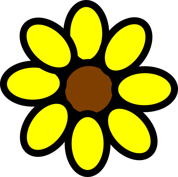 Sunflower Clipart And Images Free Clipart Images