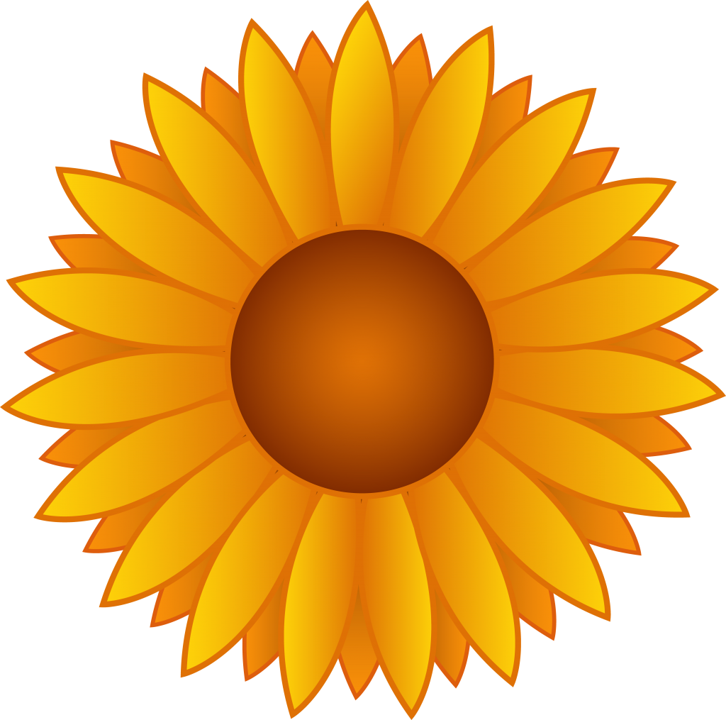 Best Sunflower Clipart #4001 - Clipartion.com