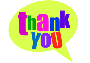 Thank You Clip Art Free Free Clipart Images