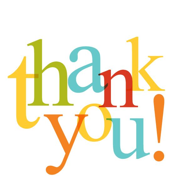 Image result for Thank you clip art