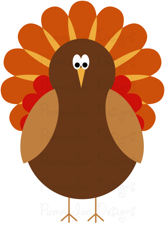 Top Thanksgiving Turkey Clipart For November Download Free