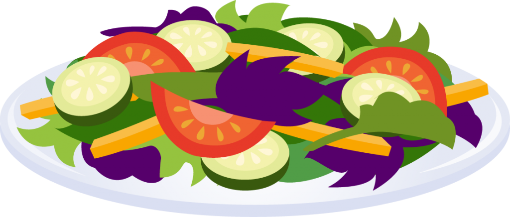 Tossed Salad Clip Art Free Clip Art