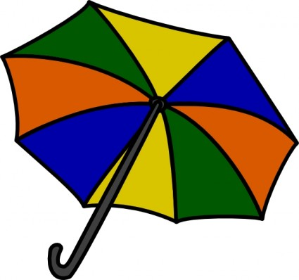 Umbrella Clip Art Free Vector In Open Office Drawing