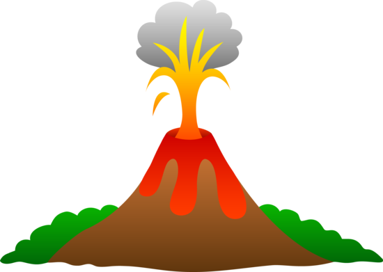 Best Volcano Clipart #5090 - Clipartion.com