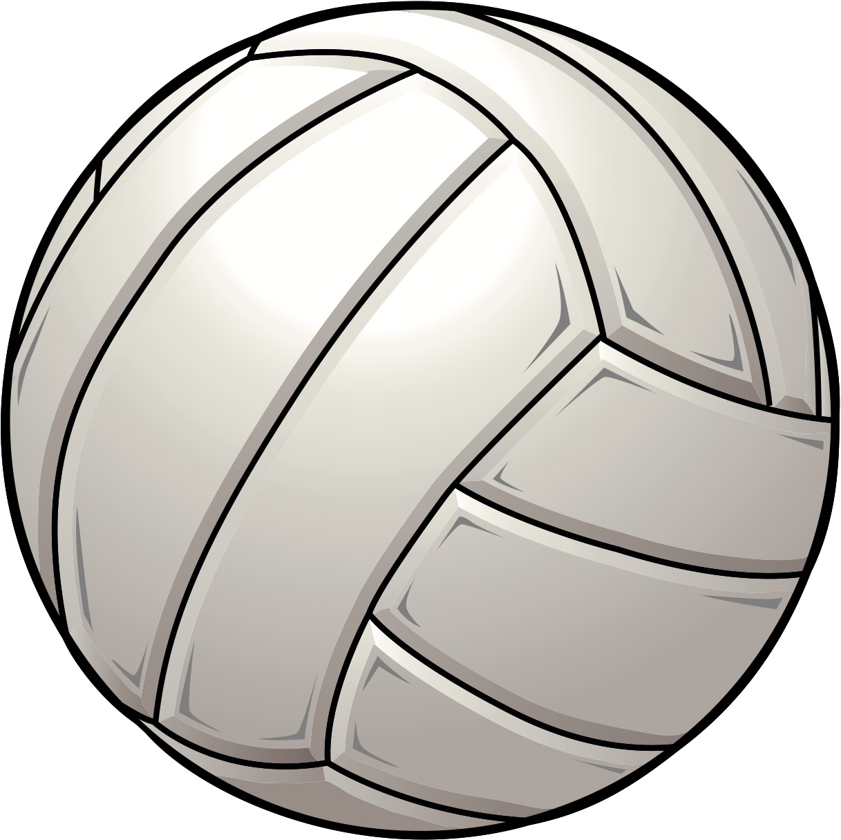 Volleyball Ball Clipart Free Clip Art Images