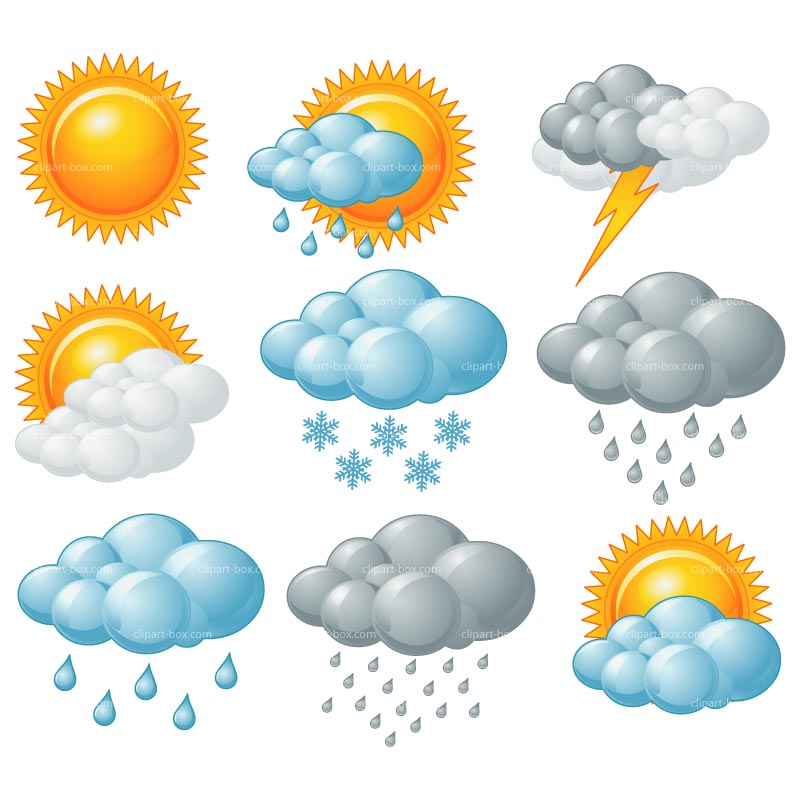Weather Clip Art 4