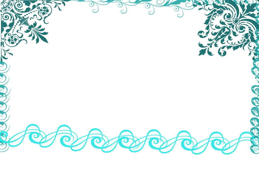 Wedding Borders - Clipartion.com