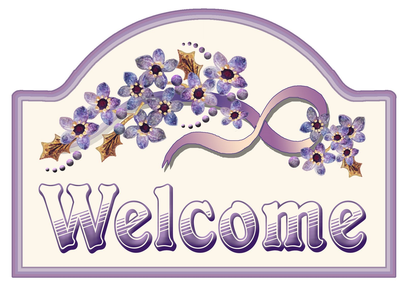 Welcome Sign Clip Art Free Build Your Own House Free Mehve Net