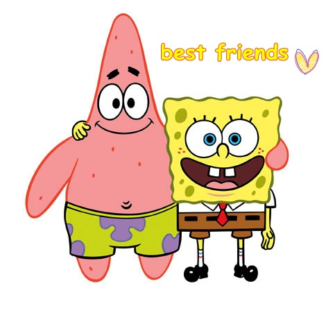Words Best Friends Clipart