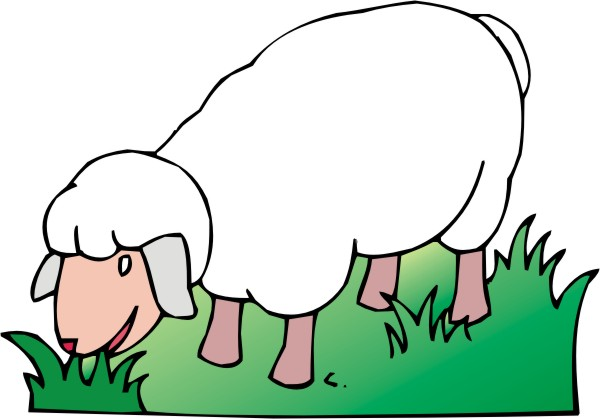 4 Sheep Clipart Free Clip Art Images