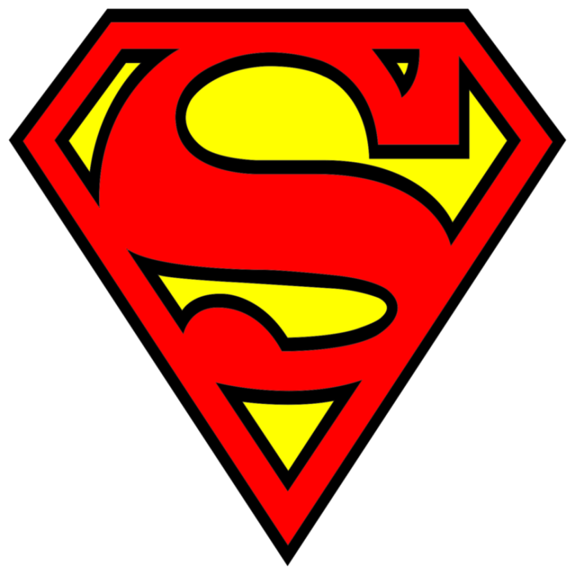 4 Superman Logo