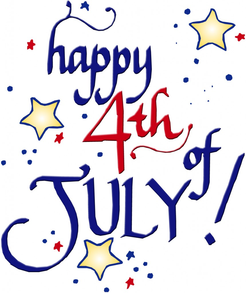 4th Of July Background And Web Graphics Clipart Free Clip Art Images