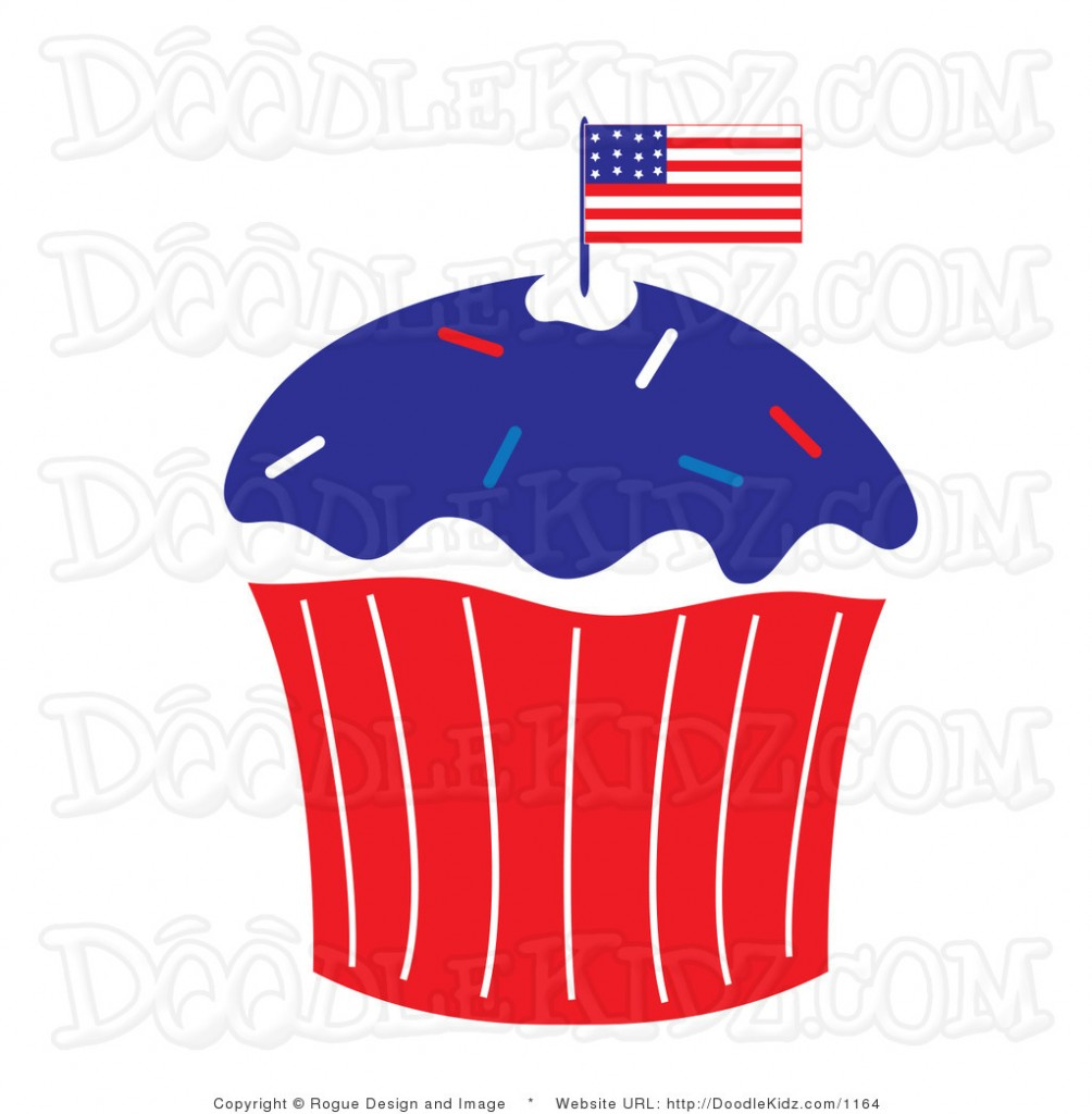 4th Of July Clipart Black And White Free Clipart