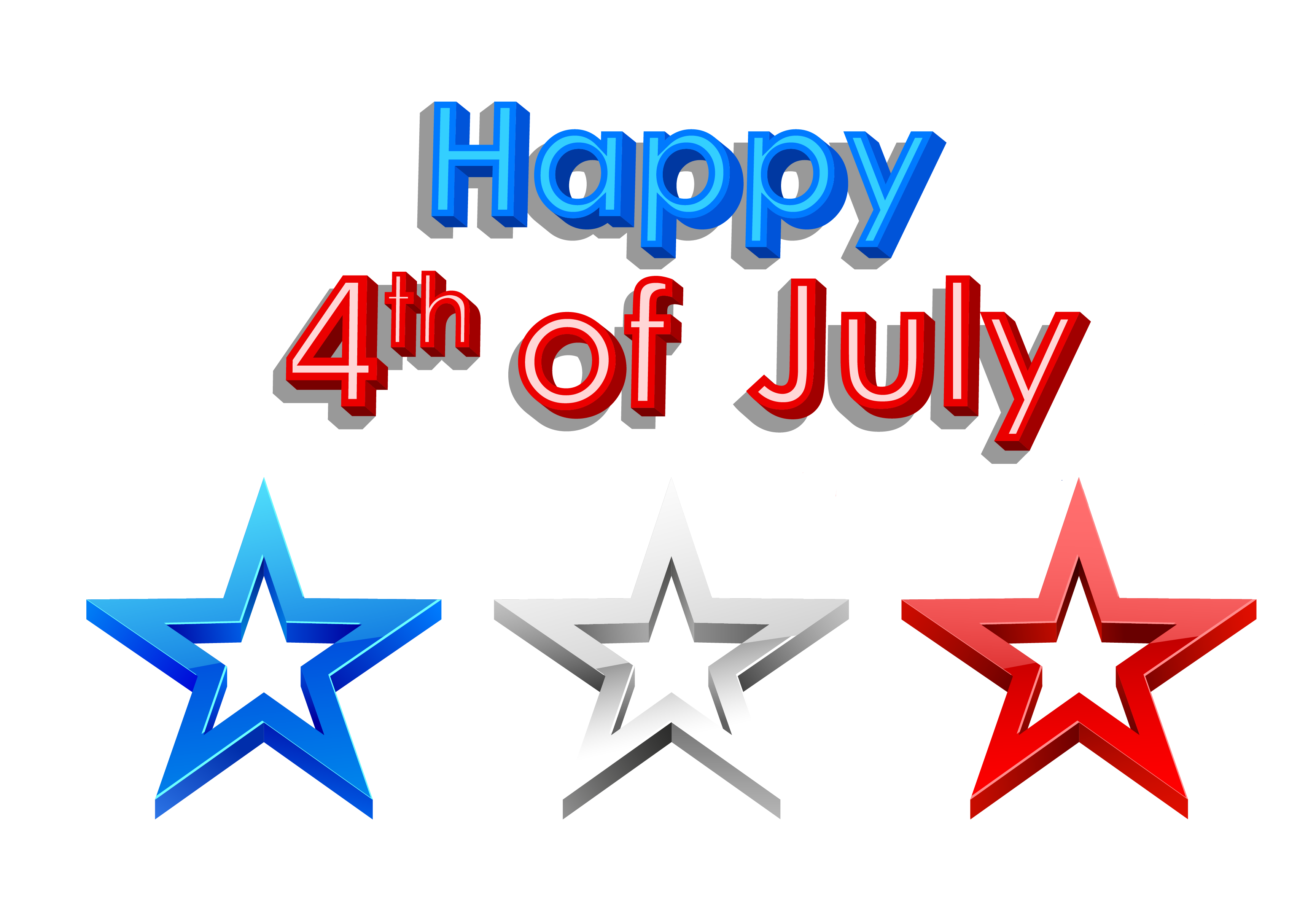 4th Of July Fireworks Clipart Png Free Clipart
