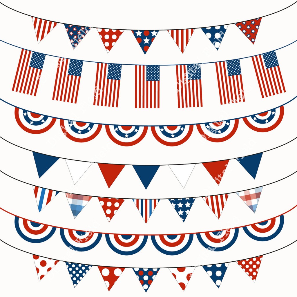 4th Of July Free Clipart 5