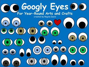 A Googly Eyes For Year Round Arts And Craftsregina Davis