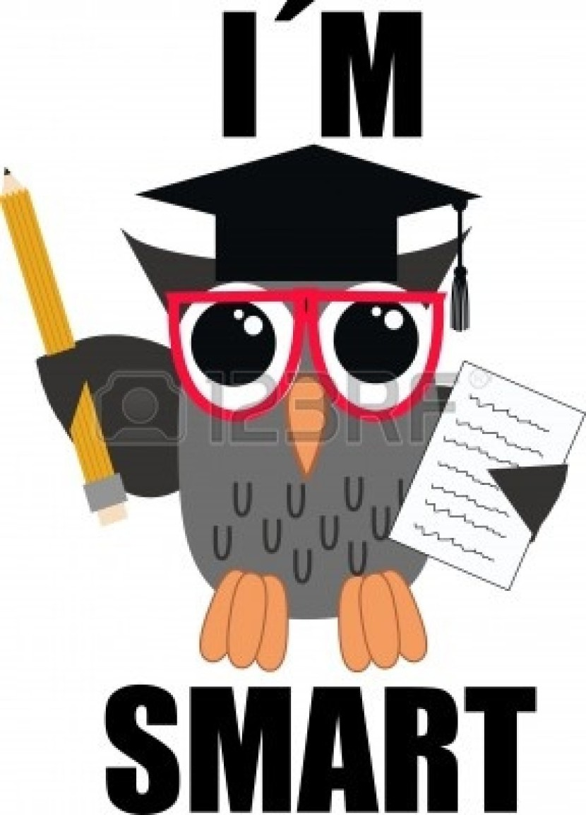 Best Smart Owl Clip Art #18314 - Clipartion.com