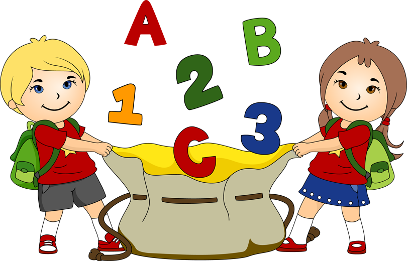 Abc School Hall Clipart Free Clip Art Images