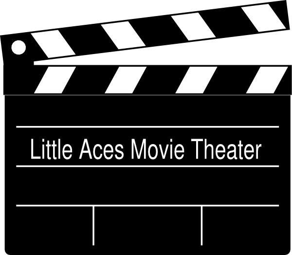 Aces Movie Theater Clip Art At Vector Clip Art Online