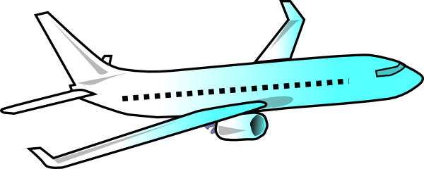 Airplane Clip Art Transportation Cleanclipart