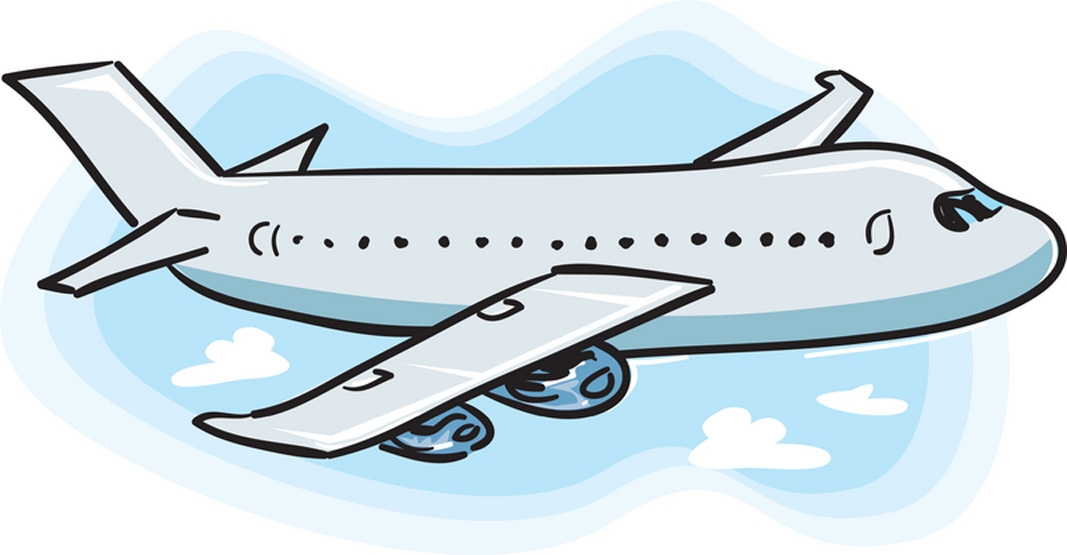 Airplane Clipart No Background Free Clipart Images
