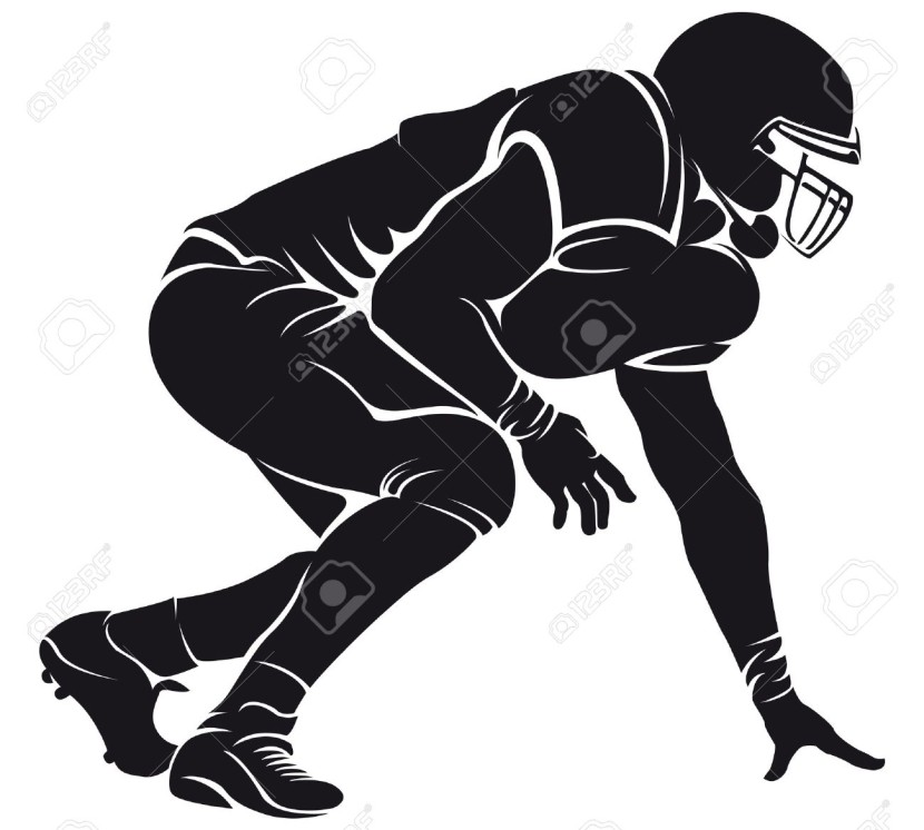 Best Football Player Clipart #20933 - Clipartion.com