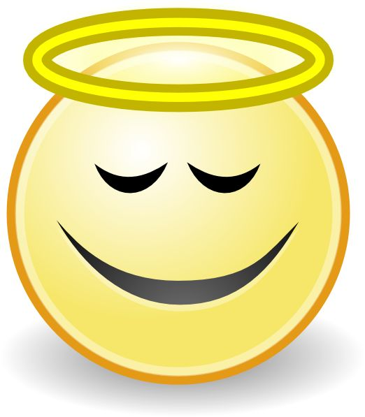 Animated Smiley Face Clip Art Face Angel Clip Art Smiley Faces