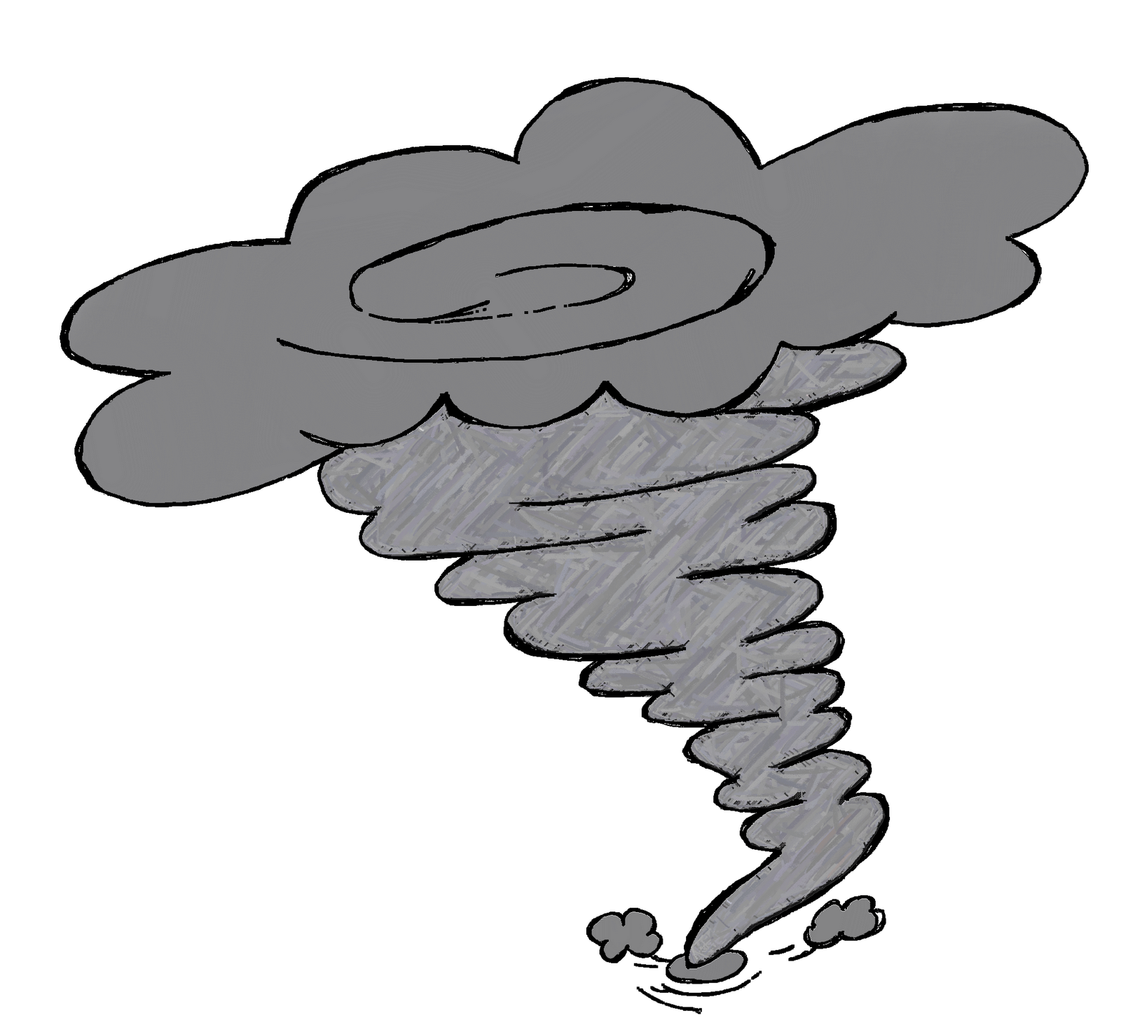 Animated Tornado Clipart