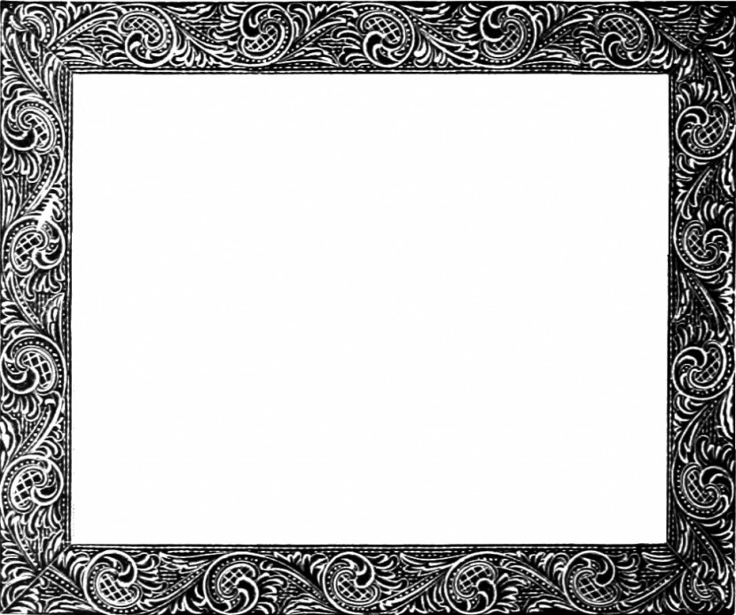 Another Free Photo Frame Clipart Image Oh So Nifty Vintage Graphics
