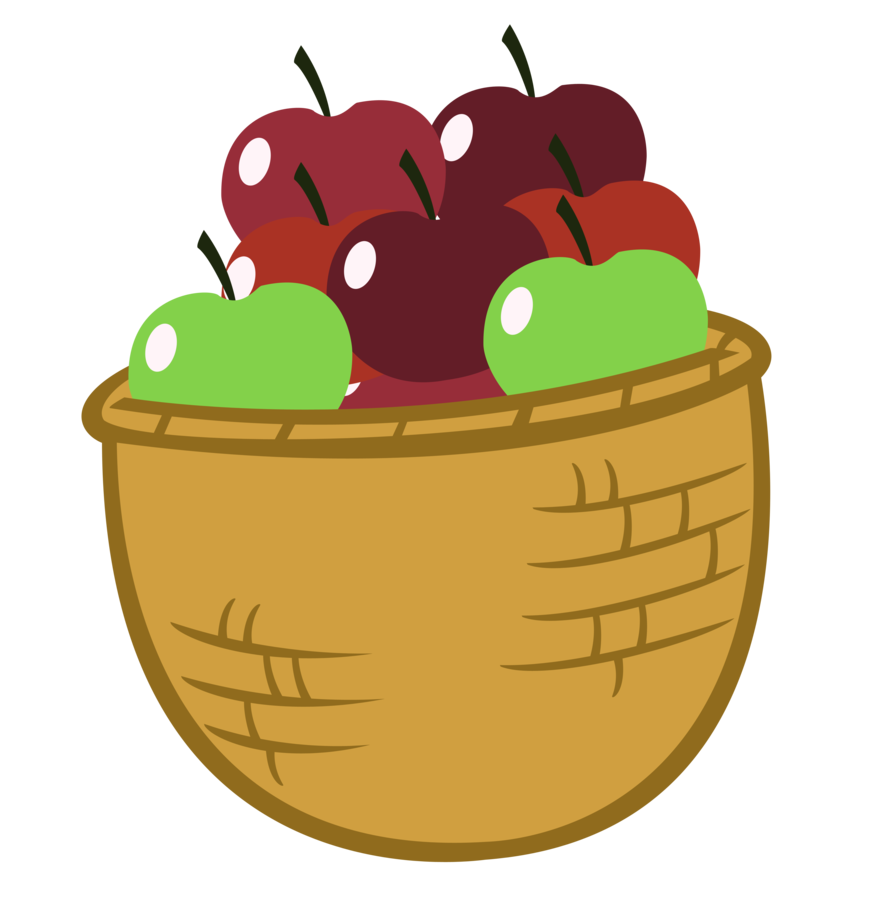 Apple Basketsofunnyguy Clipart Free Clip Art Images