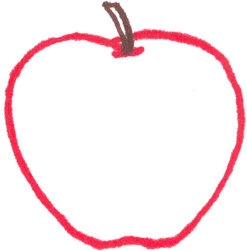 clipart picture of apple - photo #42