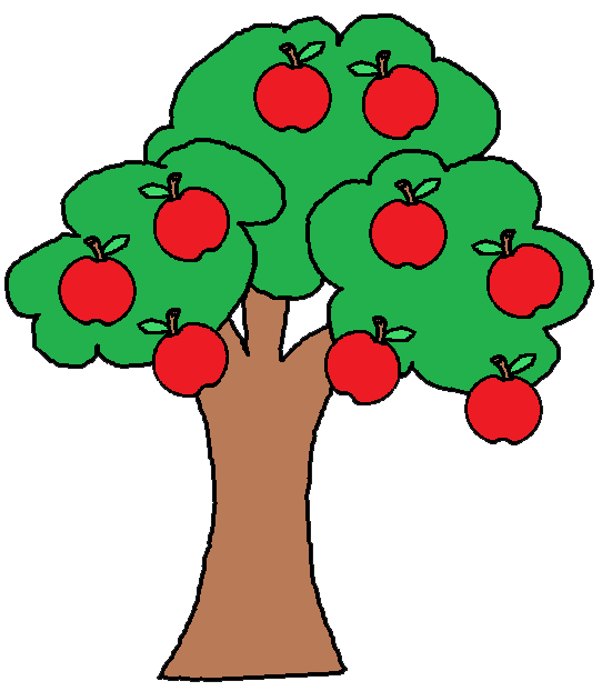 Apple Tree Branch Clipart Free Clipart Images