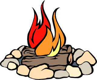 Around The Campfire Clipart Free Clipart Images