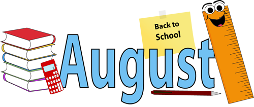 August Clip Art Photo And Pictures Images Download Free Share