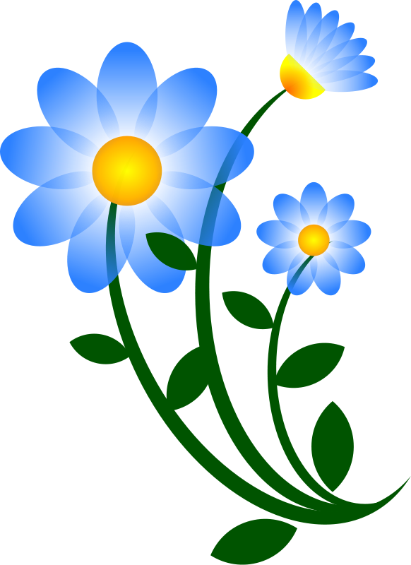 August Flowers And Cute Pictures Clipart Free Clip Art Images
