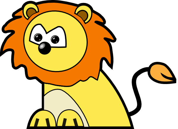 Baby Boy Lion Clipart Free Clipart Images