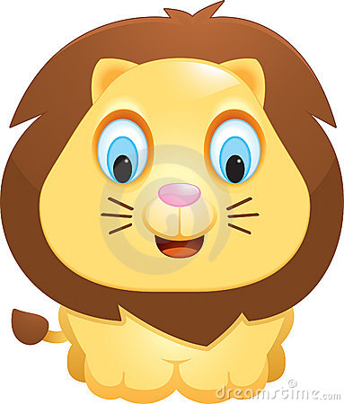 Baby Lion Stock Illustrations Vectors Amp Clipart 1 Stock