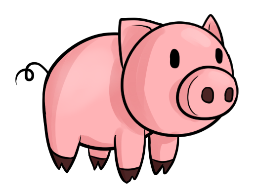 Baby Pig Clipart Free Clipart Images
