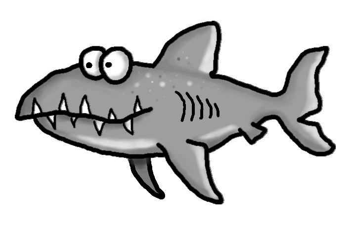 Baby Shark Clipart Free Clip Art Images