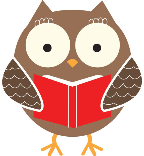 Back To School Owl Clipart 5