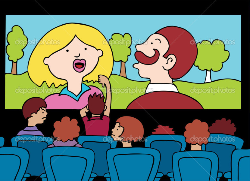 Bad Movie Experience Stock Vector Cteconsulting 9