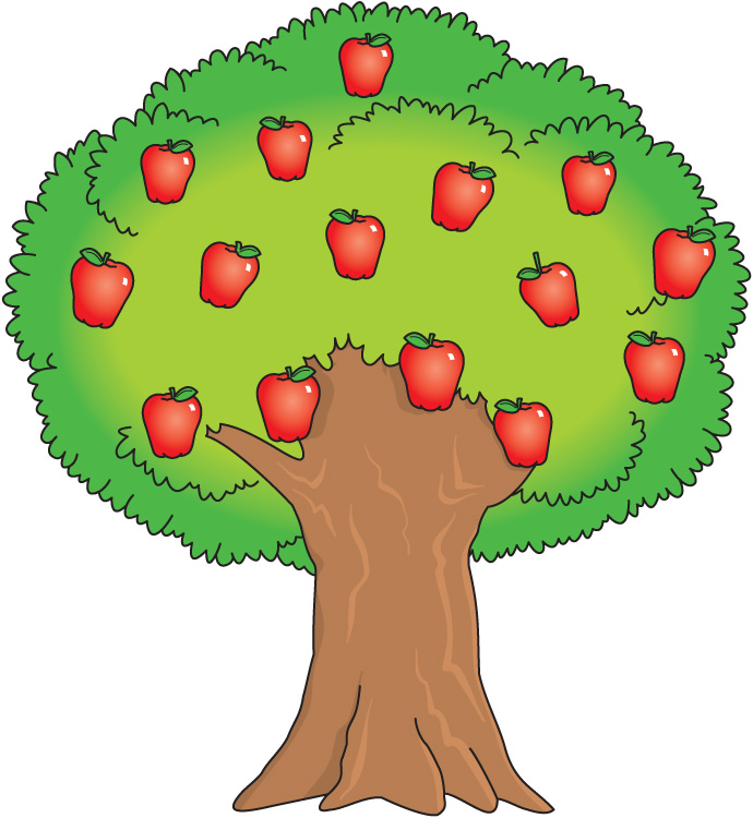 Bare Apple Tree Clipart Free Clipart Images