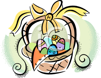 Gift Basket Clip Art - Clipartion.com